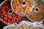 Dehydrating Healthy Trail Food