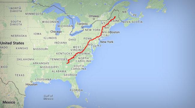 AppalachianTrail-Map