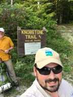 Hiking the Knobstone: Day 1